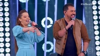 Xand Avião conversa com Maiara e Maraísa - O público pede e ele canta mais um pouco