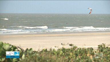 Poluição nas praias prejudicam a vida marinha na ilha de São Luís - Ao todo, 19 pontos da orla na região metropolitana estão impróprios ao banho por conta da poluição.
