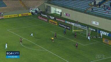 Paraná enfrenta o Oeste fora de casa - E o Athletico entra em campo neste domingo (29).