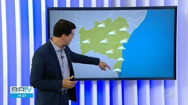 Confira a previsão do tempo para Salvador e interior do estado - Cerca de 140 cidades estão em estado de emergência por causa da estiagem, segundo o diário oficial ad Bahia.
