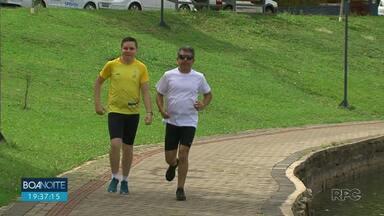 Guarapuava 200 anos: o esporte fez e continua fazendo parte da rotina dos moradores - Atletas levaram o nome da cidade para o país e o mundo.
