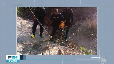 Corpo de adolescente desaparecido é encontrado em cova no Norte do Piauí - Corpo de adolescente desaparecido é encontrado em cova no Norte do Piauí