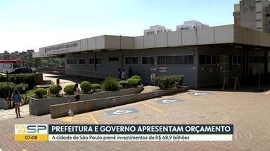 Prefeitura de São Paulo e governo do estado apresentam propostas de orçamento para 2020 - Propostas devem ser apresentadas nesta segunda-feira (30) tanto na câmara Municipal quanto na Assembleia Legislativa.