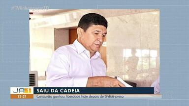 Ex-secretário do governo de Marcelo Miranda é solto após cinco dias preso - Ex-secretário do governo de Marcelo Miranda é solto após cinco dias preso