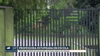 SP1 - Edição de segunda-feira, 30/09/2019. - Menina de 9 anos é encontrada morta dentro do Parque Anhanguera. Motorista de aplicativo foi espancado no fim de semana. Começa série especial: Diário de Escola.