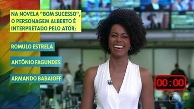 Maju Coutinho é a primeira convidada do 'Se Joga' - Jornalista participa do 'ABC do Brasil'