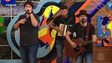 O sertanejo de Rapha e Léo no palco do Meu MS - O sertanejo de Rapha e Léo no palco do Meu MS