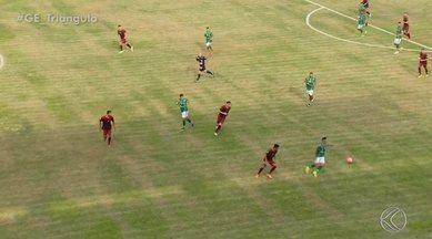 Mamoré vence SEP e se classifica para semi da Segundona - Vitória por 1 a 0 em Patos de Minas garantiu vaga para o Sapo que agora busca o acesso
