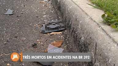 Três pessoas morreram em acidentes de trânsito na região - Os acidentes aconteceram em Pelotas e Rio Grande.