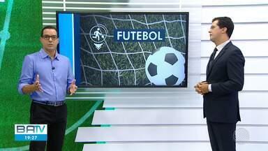 Futebol: Confira as notícias do Bahia e do Vitória - Torcedores protestam na chegada do Leão a Salvador após derrota para o Bragantino; Já o Bahia encara o Avaí na noite desta segunda.