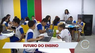 Tecnologia em sala de aula - Projeto promove aulas interativas em Guará