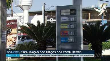 Procon intensifica fiscalização dos preços de combustíveis em Maringá - Órgão orienta uso de outros meios de transportes além do carro.