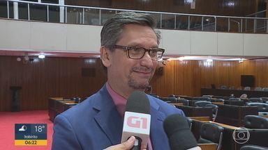 Diretor regional da Globo em Minas recebe título de cidadão honorário em BH - Marcelo Ligere nasceu em São Paulo e está na emissora, na capital mineira, desde 2014.
