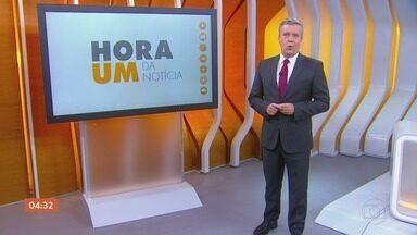 Hora 1 - Edição de terça-feira, 1/10/2019 - Os assuntos mais importantes do Brasil e do mundo, com apresentação de Roberto Kovalick.