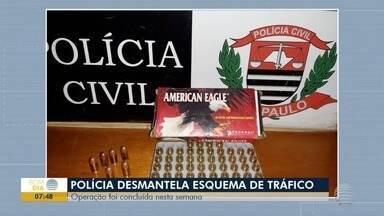 Operação interestadual desarticula organização criminosa que lucrou com tráfico de cocaína - Investigações apontam que grupo, que lucrou mais de R$ 3 milhões, atuava havia cerca de seis anos.