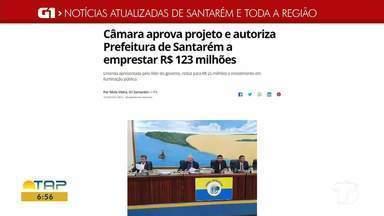 Confira os destaques do G1 Santarém e Região - Saiba o que é destaque em nossa página na internet.