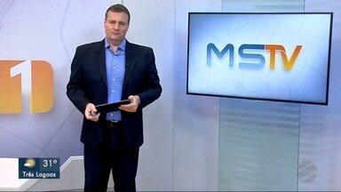 MSTV 1ª Edição Dourados - edição de terça-feira, 01/10/2019 - MSTV 1ª Edição Dourados - edição de terça-feira, 01/10/2019