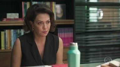 Nana fica envergonhada por ter pensado que Paloma era culpada - Diogo liga desesperado para Pessanha