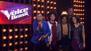 The Voice Brasil - Programa do dia 01/10/2019, na íntegra - Confira o que rolou na semifinal da oitava edição do The Voice Brasil