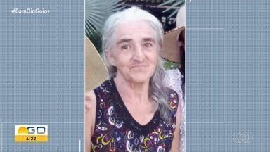 Marlene Souza Guimarães, de 58 anos, está desaparecida, em Goiás - A família pede ajuda para encontrá-la o quanto antes.