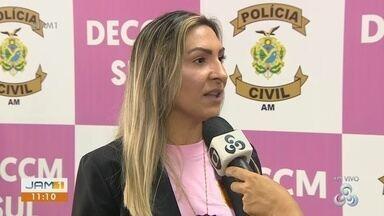 Rede de combate a violência contra mulher ganha nova delegacia, em Manaus - Nova estrutura fica na zona Sul da cidade.