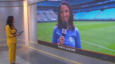 Confira os destaques do futebol no Jornal do Almoço desta quarta-feira (2) - Assista ao vídeo.