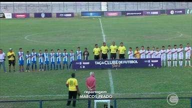 Boca Juniors e Planalto Uruguai se classificam na última rodada da 1ª fase da Tacinha - Boca Juniors e Planalto Uruguai se classificam na última rodada da 1ª fase da Tacinha