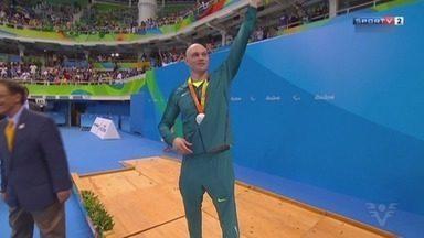 Carlos Farrenberg quer estar em Tóquio disputando medalhas na natação - O paratleta brilhou no Parapan deste ano e subiu ao pódio no Mundial da modalidade.