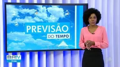 Confira a previsão do tempo para Salvador e interior do estado - Em Salvador, o tempo deve continuar chuvoso até a madrugada de sexta-feira (4). Confira previsão para outras regiões.