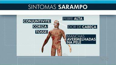 Campanha de vacina contra o sarampo começa dia 07 - Já são 39 casos confirmados no Paraná.
