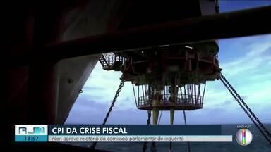 Relatório sobre crise fiscal no Estado do RJ deve ser votado em 15 dias - Documento foi lido na Alerj no início desta semana.