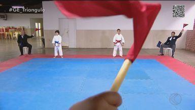 Série Oss: A luta imaginária do kata - O Kata é uma simulação de luta com o objetivo de realizar movimentos de forma precisa
