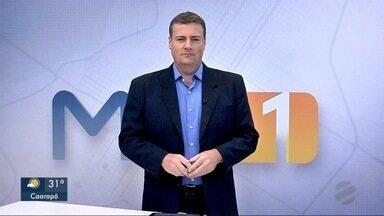 MSTV 1ª Edição Dourados - edição de quinta-feira, 03/10/2019 - MSTV 1ª Edição Dourados - edição de quinta-feira, 03/10/2019
