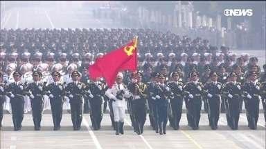 Os 70 anos da República Popular da China