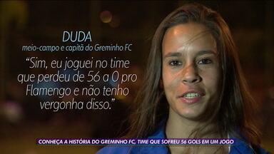 Conheça a história do Greminho FC, que sofreu 56 gols em um jogo - Conheça a história do Greminho FC, que sofreu 56 gols em um jogo