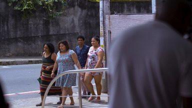 'Famílias em Movimento': Aldri conhece a vivência e afeto dos Gavião e dos Lucena - 'Famílias em Movimento': Aldri conhece a vivência e afeto dos Gavião e dos Lucena