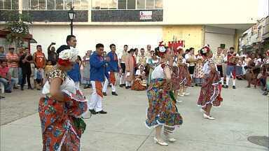 Festival permitiu que artistas se apresentassem em vários espaços de São Luís - Festival é uma oportunidade de intercâmbio cultural entre as nações e para isso, nada melhor do que levar os artistas populares onde o povo está.