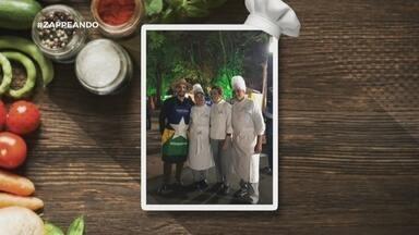 Parte 2: Tem também chef famoso de Porto Velho - Parte 2: Tem também chef famoso de Porto Velho