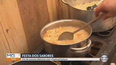 Festival Fartura reúne chefs de várias partes do país em BH - Festival gastronômico está na 6ª edição e é realizado hoje e amanhã, na rua Tenente Brito Melo, no Barro Preto.