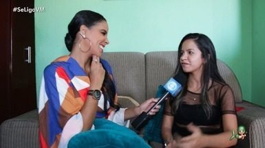 Heloísa Ribeiro é talento do Cariri e representou o Ceará no The Voice Brasil 2019 - Cantora conversa com Niara Meireles durante papo musical