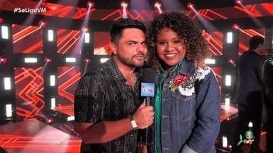 Bastidores da final do The Voice Brasil com Ana Ruth - Daniel Viana confere o que rolou no programa