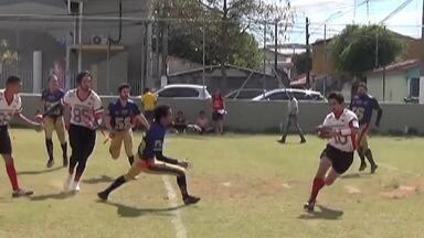 Mogi Desbravadores se recupera no Paulista de Futebol Americano Flag - O time venceu o São José Jets no Vale do Paraíba. Com o resultado, Mogi está a uma vitória dos playoffs.