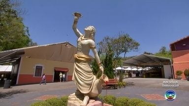 Expo São Roque é realizada na região - Este é o primeiro fim de semana da Expo São Roque, o tradicional evento que celebra a produção de vinhos e de alcachofras na região.