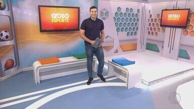 Confira a íntegra do Globo Esporte deste sábado - Globo Esporte - TV Integração - 05/10/2019