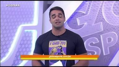 Veja a íntegra do Globo Esporte Pará deste sábado, dia 5 - Veja a íntegra do Globo Esporte Pará deste sábado, dia 5