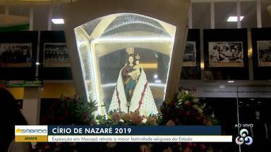 Veja como será a programação do Círio de Nazaré no Amapá - Exposição em Macapá retrata a maior festividade religiosa do estado.