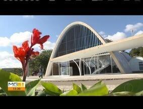 Igreja da Pampulha passa por reforma em Belo Horizonte - Nesta última sexta-feira (04), foi comemorado o Dia de São Francisco de Assis. Em Belo Horizonte, depois de dois anos de reforma, a Igrejinha da Pampulha foi reaberta no dia do Santo protetor dos animais.