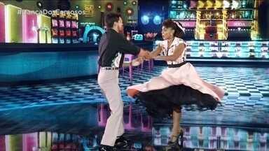Programa de 06/10/2019 - Divirta-se com os quadros 'Olimpíadas do Faustão' e 'Me Engana que eu gosto' e confira as apresentações das mulheres no rock no 'Dança dos Famosos'