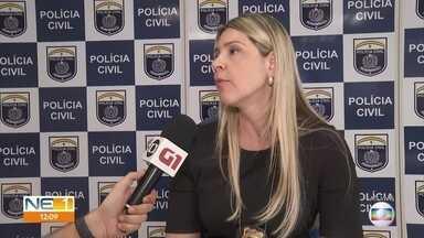 Homem é preso por forjar suicídio da mãe: 'ele a estrangulou', diz delegada - Degada Lídia Barci relata vítima tinha costelas quebradas.