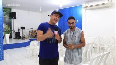 Conheça a história do rapper que compõe letras evangélicas - Menilson Filho bateu um papo com o jovem
